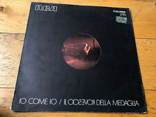 LP ITALY 1972  Il Rovescio Della Medaglia – Io Come Io ITALIAN PROG