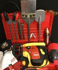 HILTI TE 500 AVR BRAND NEW, LOAD, FREE THERMO, EXTRAS, DURABLE, FAST SHIP