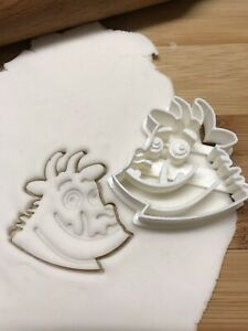 Gruffalo  Cookie Cutter For Biscuits, Fondants Party Cake Toppers.