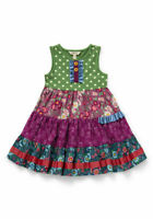 Matilda Jane Girls Just A Jaunt Dress Size 6 8 New In Bag Moments With You Fall