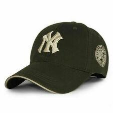 NEW Army Green Unisex Mens Womens Baseball Cap NY Snapback Sport Hip-Hop Sun Hat