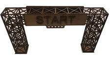 1/32 Start Gantry Building for Scalextric, Slot Car Or Magnetic Racing