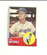1963 Topps #360 Don Drysdale
