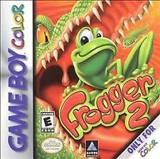 Frogger 2 (Nintendo Game Boy Color, 2000)