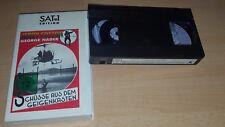 Jerry Cotton - Schüsse aus dem Geigenkasten - SAT1 Edition - Rarität - VHS