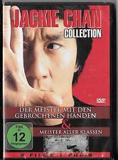 DVD Jackie Chan `Jackie Chan Collection - 2 Filme` Neu/OVP