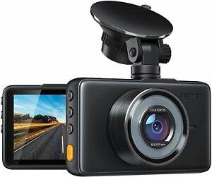 "New APEMAN C450 Dash Camera 1080P FHD DVR Car Driving Recorder 3"" LCD Screen Cam"