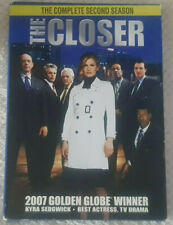 DVD Closer: Complete Second Season [DVD] [2005] [Region 1] [US Import] [NTSC]