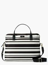 Kate Spade Blake Avenue Nylon Daveney Stripe ladies laptop bag