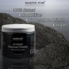 TEETH WHITENING FORMULA CHARCOAL POWDER 100%PURE AND NATURAL