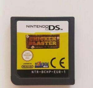 Chicken Blaster Nintendo DS Cart Only Free Postage