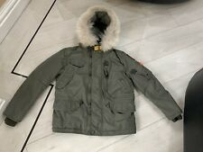 Boys Designer Parajumpers Coat Age 10 Years Excellent Condition
