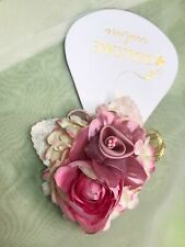 PINK Dollcake Happily Ever After Flower Hair Clip Girls NWT