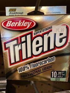 Trilene  flourocarbon 10#