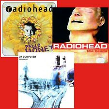 Radiohead Bundle - Pablo Honey / The Bends / Ok Computer - 3 x Vinyl LP *NEW*