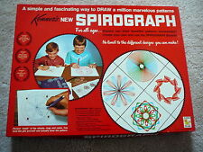 SPIROGRAPH No. 401 - Vintage 1967 KENNER- DESIGN DRAWING TOY - BOXED VERY GOOD