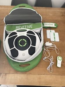 Revitive Arthritis Knee Circulation Booster Rrp £299 With Storage Bag