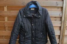 STREET ONE Winterjacke Damenjacke schwarz Gr. 40