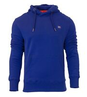 Superdry Mens New Collective Overhead Long Sleeve Pullover Hoody Blue