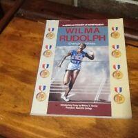 Women of Achievement: Wilma Rudolph, Champion Athlete Women of Achievement SC