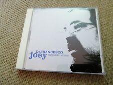 Joey DeFrancesco - Organic Vibes - CD - Like New