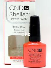 CND Shellac GelColor 0.25fl.oz UV/LED Nail Polish #90542- Desert Poppy