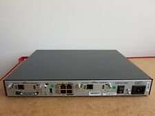 CISCO 1841 ROUTER WITH 2 X CISCO HWIC-1ADSL  CARDS CCNA CCNP LAB