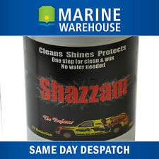 Shazzam - One Step Clean and Wax 1L - Boats, Cars, Bike Golf Carts and  915SHAZZ