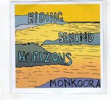 (HD960) Monkoora, Hiding Behind Horizons - 2016 DJ CD