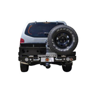 Single Spare Wheel Carrier to Suit Nissan Pathfinder R50 05/1995-06/2005 LHS Tyr