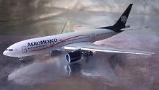 * Herpa Wings  524483  Aeromexico Boeing 777-200