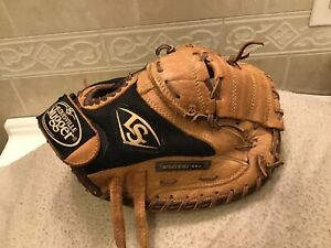 "Louisville Genesis 1884 GN14-BN M1 31"" Youth Baseball Catchers Mitt Right Throw"