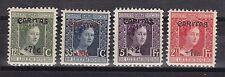 Echte Briefmarken aus Europa mit Königshäuser-Motiv