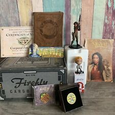 Firefly Loot Crate, Hera, Collectibles, Zoe, Coin, Serenity Journal, Q-but Mini