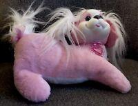 Puppy Surprise Pink White Mom Dog