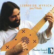 LIBROS DE MUSICA PARA VIHUELA NEW CD