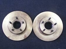 R92130 Front Disc Rotor pair fit Explorer Bronco Ranger Navajo Van made in Mex