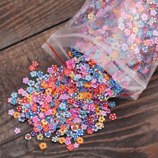 1000X 3D Cute Flower Nail Art Fimo Cane Polymer Clay Decals Nail Tip Patch Decor