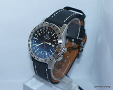 Orologio Glycine Airman Base 22 ref.3887 Automatic Cal. No GL 293 Blue Nuovo