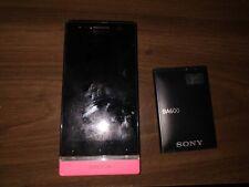 Teléfono Movil Sony Xperia U (sin batería)