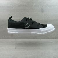 Converse One Star MC18 OX Black White Gore-Tex Size 9 Mens NEW 163178C