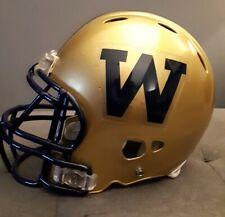 Winnipeg Blue Bombers CFL Full Size Replica Authentic Riddell Football Helmet