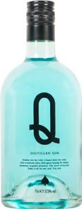 """Blue Gin """"Q"""" aus Barcelona, 0,7L, 37,5% vol. Kostenloser Versand."""