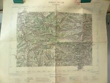Plan, carte:  LARGENTIERE 1891 - WORLD FREE Shipping*