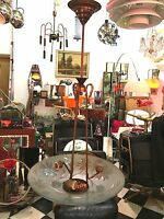 LAMPADA 50s FONTANA ARTE PIETRO CHIESA CRISTALL ART ITALIAN STYLE PENDANT LAMP