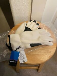 PATAGONIA WOMENS SYNCH GLOVES SIZE SMALL PREOWNED NEVER WORN