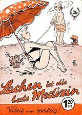 "Rarität - Magazin ""LACHEN IST DIE BESTE MEDIZIN "" Witze, Humor, Cartoons, Funny"