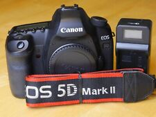 Canon EOS 5D Mark II, body only, 18k shutter count
