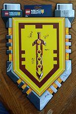 Lego Nexo Knights Soft Foam Macy's Knight's Shield Role Play