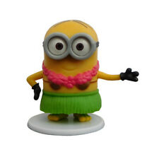 Minions - Despicable Me 3 - Minifigures Series 1 - Hula Dave - NEW - 4cm/1.6""